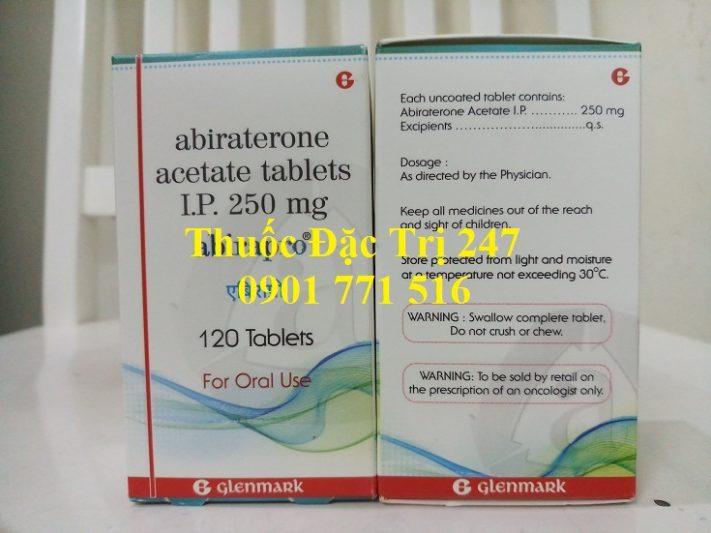Thuốc abirapro 250mg abiraterone điều trị ung thư tuyến tiền liệt - Thuốc đặc trị 247 (1)