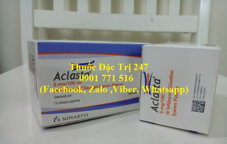 Thuốc Aclasta 5mg100ml acid Zoledronic điều trị loãng xương hiệu quả - Thuốc đặc trị 247 (2)