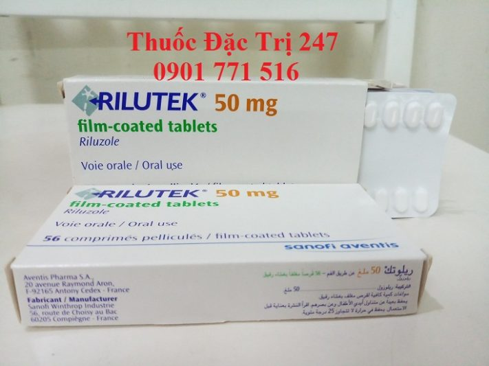 Thuoc Rilutek 50mg Riluzole chong teo co - Thuoc dac tri 247 (1)