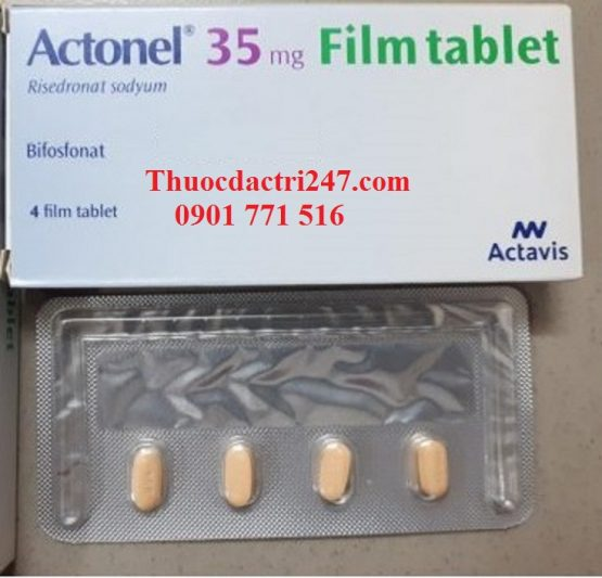 Thuoc actonel 35mg risedronate dieu tri loang xuong - Thuoc dac tri 247 (3)