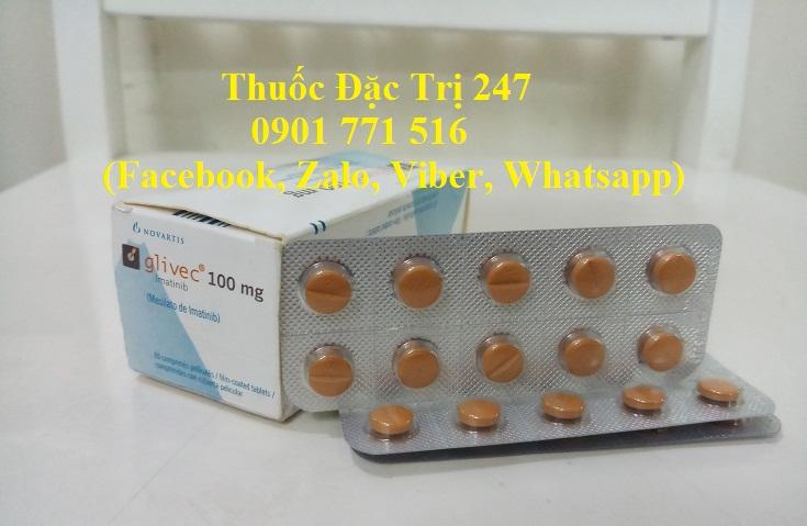 Thuoc glivec 100mg imatinib dieu tri ung thu bach cau man tinh - Thuoc dac tri 247 (2)