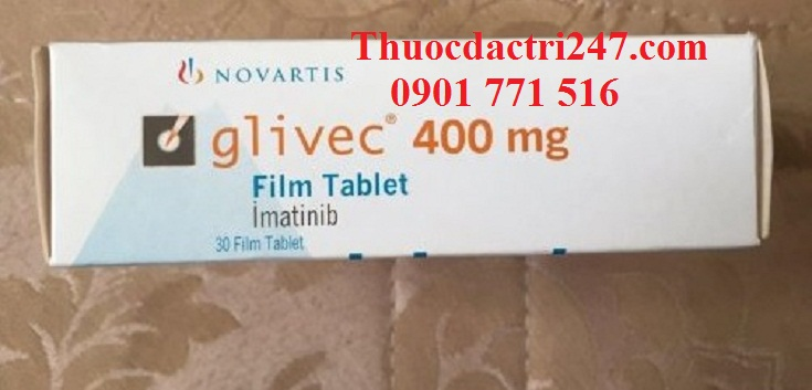Thuốc glivec 400mg imatinib điều trị ung thư máu - Thuốc đặc trị 247 (1)