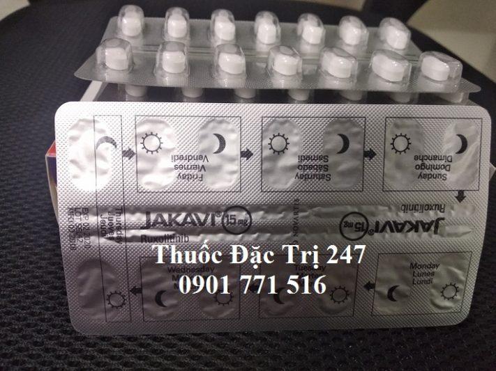 Thuoc jakavi 15mg ruxolitinib tri roi loan tuy xuong - Thuoc dac tri 247 (3)
