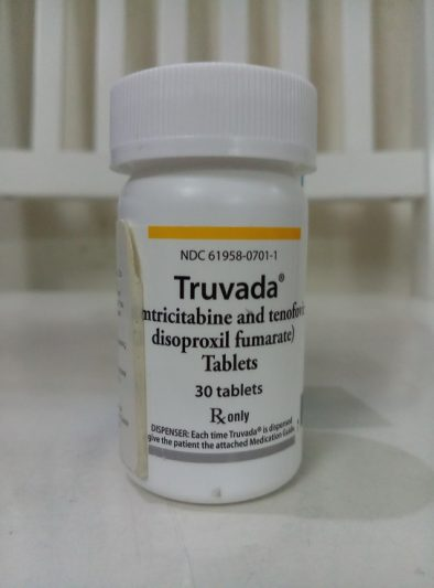 Thuoc truvada emtricitabine 200mg va tenofovir 245mg - Thuoc dac tri 247
