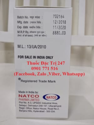 thuoc sorafenat 200mg sorafenib dieu tri ung thu gan than (3)
