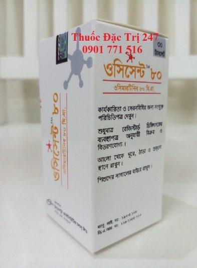 Thuốc Osicent 80mg Osimertinib điều trị ung thư phổi - Thuốc đặc trị 247 (1)
