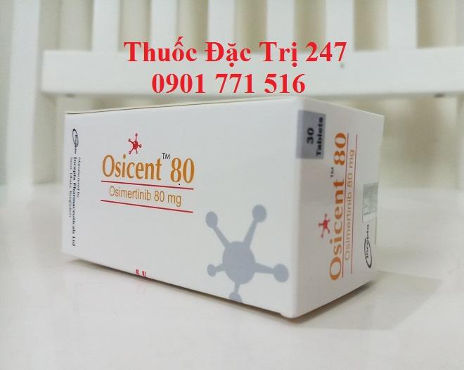 Thuốc Osicent 80mg Osimertinib điều trị ung thư phổi - Thuốc đặc trị 247 (2)
