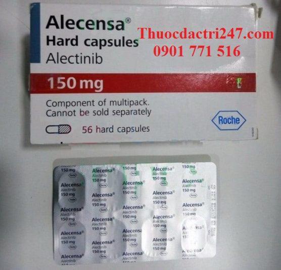 Thuốc alecensa 150mg alectinib điều trị ung thư phổi - Thuốc đặc trị 247 (2)