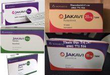 Thuốc Jakavi điều trị rối loạn tủy xương, công dụng thuốc Jakavi, giá thuốc Ruxolitinib - Thuốc đặc trị 247