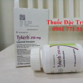 Thuốc tykerb 250mg lapatinib điều trị ung thư vú - Thuốc đặc trị 247