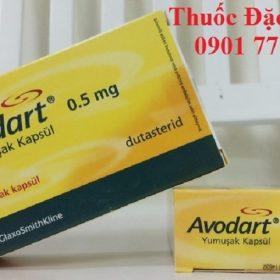 thuoc-avodart-0.5mg-dutasteride-la-gi