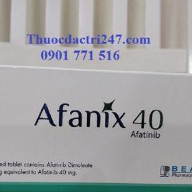 thuoc afanix 40mg afatinib dieu tri ung thu phoi - thuoc dac tri 247