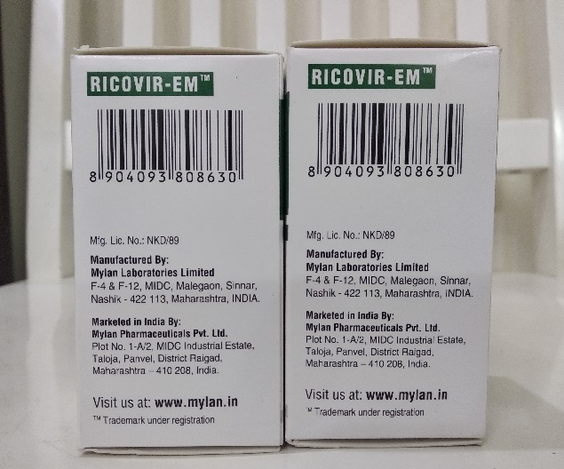 thuoc ricovir - em chong phoi nhiem hiv tenofovir 300mg emtricitabine 200mg - thuoc dac tri 247 (2)