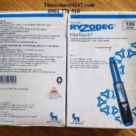 thuoc ryzodeg 100uml insulin dieu tri benh tieu duong, cong dung insulin la gi, mua thuoc insulin o dau - thuoc dac tri 247