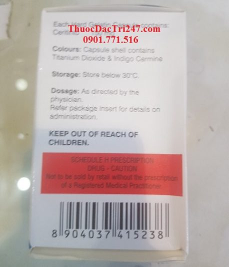 Ivermectin tablets for head lice
