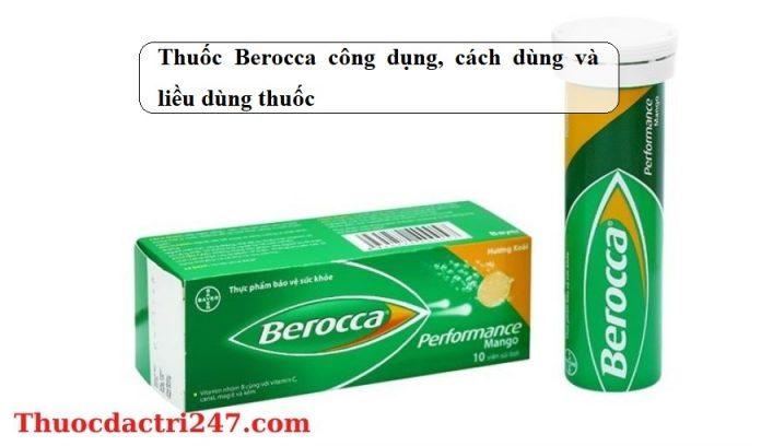 Thuoc-Berocca-cong-dung-cach-dung-va-lieu-dung-thuoc