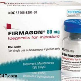 Thuoc Firmagon degarelix Cong dung va cach dung