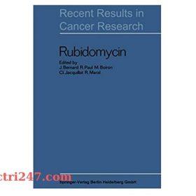 Thuoc Rubidomycin 5mg ml Daunorubicin Cong dung va cach dung thuoc